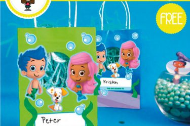 etiqueta para imprimir bubble gruppies gratis