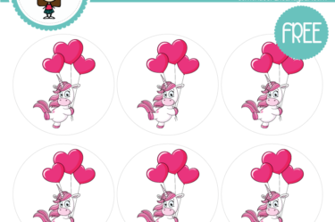 stickers de unicornio 9 para descargar gratis
