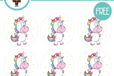 stickers de unicornio 2 para descargar gratis