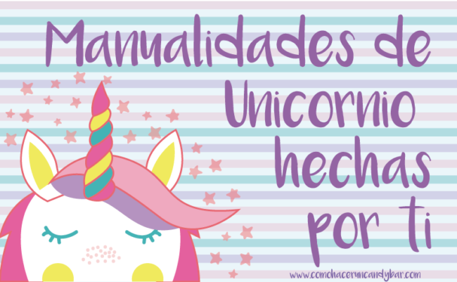 Manualidades De Unicornio Ideas Para Decorar Kits