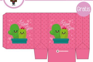 Bolsita de san valentin de amor para descargar gratis