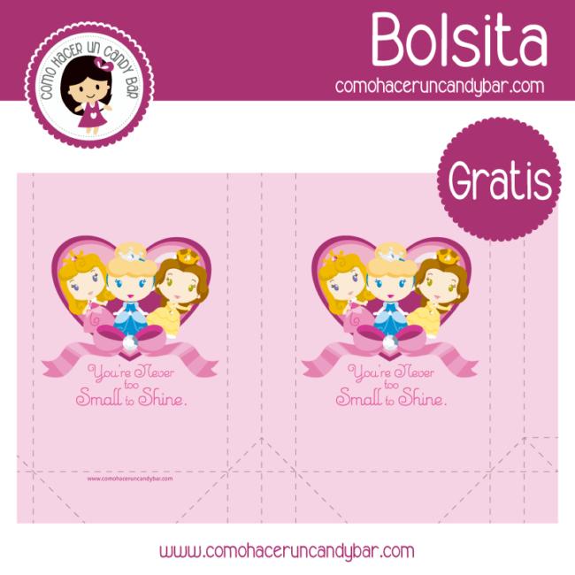 Princesa Archivos Kits Imprimibles Para Fiestas Gratis