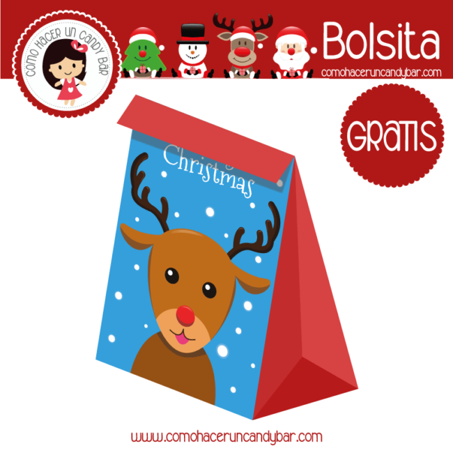 Bolsitas Archivos Kits Imprimibles Para Fiestas Gratis