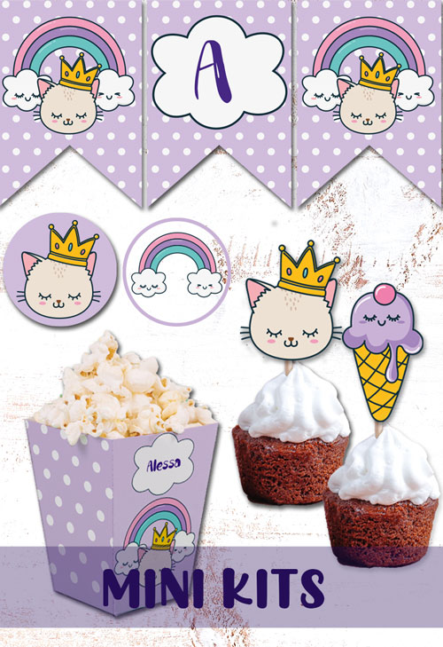 Kit de fiesta para decorar tu cumpleaños